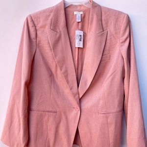 Chicos Womens Spectacular Blazer Jacket Sz 2